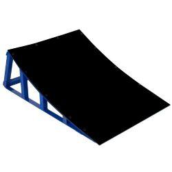 Skate & BMX – Grind Launch Ramp – Blue