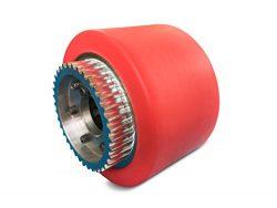 36 Teeth Drive Flywheel Pulley Kit Parts DIY for 83mm/90mm/97mm/100mm wheels Electric Skateboard ...