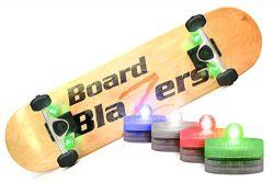 Board Blazers, The Original LED Underglow Lights for Skateboards, Longboards, Self Balancing Sco ...