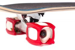 SkaterTrainer, Get Skateboarding Tricks Fast with this Skate Tool for your Complete Skateboard,  ...