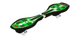 Ripstik Caster Board – Radically Intense Acceleration Waveboard with 360 Degree Caster Tru ...