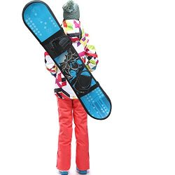 Snowboard Sleeve W/carry Strap Snowboard Sling Snowboard Strap Snowboard Carry