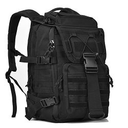 Military Tactical Backpack Army 3 Day Assault Pack Bug Out Bags Molle Laptop Backpacks Rucksacks ...