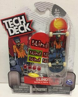 Tech Deck Blind Skateboarding Series 2 Zombie Dirts Rare Fingerboard