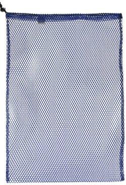 Equinox Nylon Mesh Stuff Sack (15 x 22-Inch, Blue)