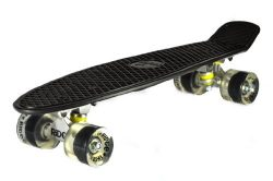 Ridge Skateboards 27 Inch Big Brother Retro Cruiser Skateboard – UK Manufactured