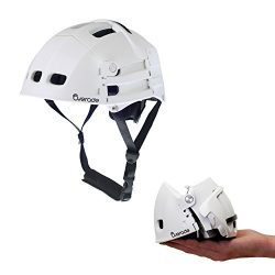 Foldable helmet Plixi Fit – for bike, kick scooter, overboard, electric unicycle, skateboa ...