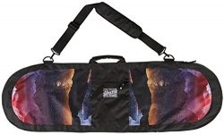 Sector 9 Sled Shed Cosmos Space Longboard Skateboard Travel Bag New