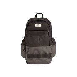 Vans Planned Pack-B Skateboard Backpack (Black Asphalt)