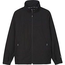 adidas Skateboarding Men's Civillian Jacket Black/Black Large