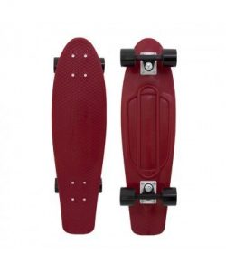Penny Classic Complete Skateboard, Burgundy, 22″ L