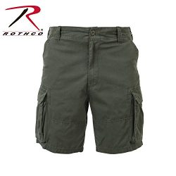 Rothco Vintage Paratrooper Shorts, Olive Drab, X-Large