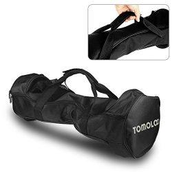 TOMOLOO Self-Balancing Scooter Carrying Handbag Backpack Bag for 6.5″ Two-Wheel Hover Elec ...