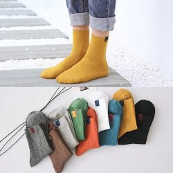 2018 new winter socks man boy socks cloth standard man boy Korean version of the iux of men in t ...