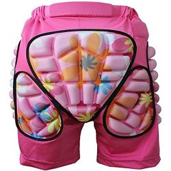 Mounchain Pad Short Pants Breathable Lightweight Hip Butt Protective Gear Guard Drop Resistance  ...