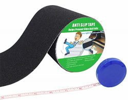 Anti Slip Tape , High Traction,Strong Grip Abrasive , Not Easy Leaving Adhesive Residue , Indoor ...