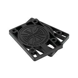 Independent 1/4″ 0.25″ Riser Pad Set of 2 Black