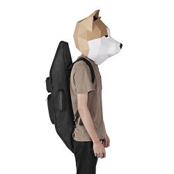 Maxfind Oxford Fabric PVC Skateboard Deluxe Waterproof Carry Bag Handy Backpack Handbag Long Boa ...