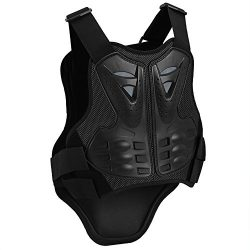 antWalking Cycling Motorcycle Vest Motocross Body Guard Skiing Riding Skateboarding Chest Back P ...