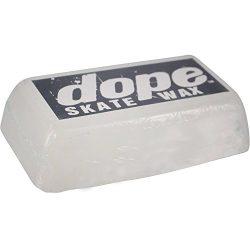 Dope Skate Wax Large Brick Clear Original Formula Skatewax