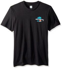 adidas Originals Men's Skateboarding Island Skate Tee, Black, 2XL