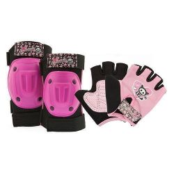 Skelanimals – Cute and Sporty Protective Gear for Girls (ages 5-8)…..For Skateboardi ...