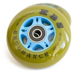 Ripstik Wheels by KBS – Razor Ripsurf Performance Caster Board Replacement 68mm-80mm 90a w ...