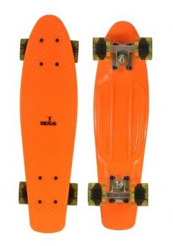 Ridge Skateboards 27 Inch Big Brother Retro Cruiser Skateboard – UK Manufactured