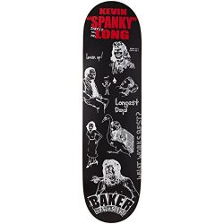 Baker Kevin Long Good Days Skateboard Deck – 8.25″