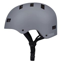 Critical Cycles Classic Commuter Bike/Skate/Multi-Sport CM-1 Helmet with 10 Vents, Matte Graphit ...