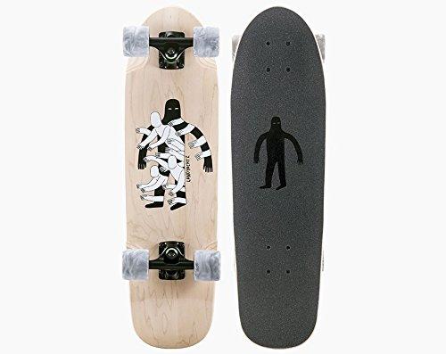 Landyachtz Dinghy 28″ Complete Skateboard (28″ – Shadows)