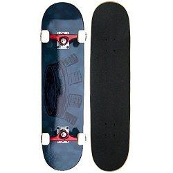 Krown Intro Skateboard, Shadow Blue