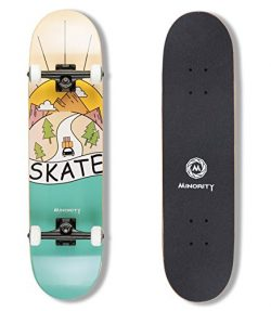 MINORITY 32inch Maple skateboard (Sunset)