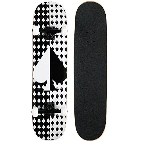 KPC Pro Skateboard Complete, Ace