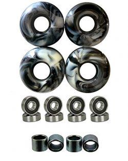 52mm Wheels Set (Swirl)