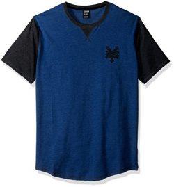 Zoo York Men's Short Sleeve Logo Tee, Baxter Federal Blue, Small