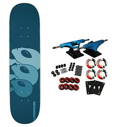 Alien Workshop Skateboard Complete Strobe Sml 7.875″