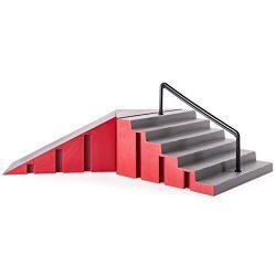 Tech Deck Build-A-Park – Kicker to 6 Stair Rail