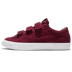 Nike SB Zoom Blazer Low AC QS Mens Trainers 921739 Sneakers Shoes (UK 7.5 US 8.5 EU 42, Team Red ...