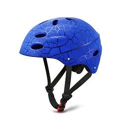 Skate Helmet Adjust Size Multi-impact ABS Shell for Kid / Youth Cycling /Skateboarding/ Skate In ...