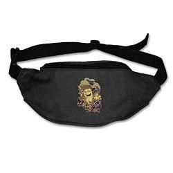 Unisex Pockets Skateboard Fanny Pack Waist / Bum Bag Adjustable Belt Bags Running Cycling Fishin ...