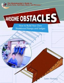 Awesome Obstacles: How To Build Your Own Skateboard Ramps And Ledges (SKATEBOARDER'S GUIDE ...