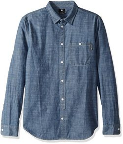 DC Men's Henlow, Indigo Chambray, M