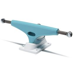 Krux Blue/White Standard Skateboard Trucks – Set of 2 (8.0)