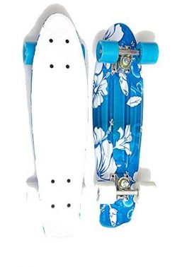 MoBoard Classic 27″ Skateboard | Pro and Beginner | 27 inch Vintage Style with Interchange ...