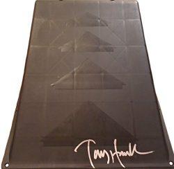 Tony Hawk Autographed Hand Signed Black Kryptonics Skateboarding Ramp with Exact Proof Photo of  ...