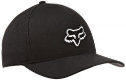 Fox Men's Legacy Hat,Black,Small/Medium