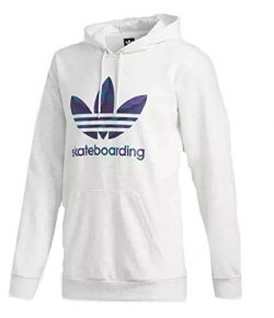 Adidas Tennis 3.0 Fill Hoodie – Mens Skateboarding Hoodies & Sweatshirts (XL)