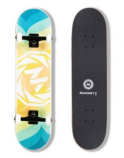 MINORITY 32inch Maple skateboard (Jade)