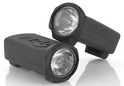 Skateboard Lights – Shred Lights – Two Headlights – Standard Bracket – T ...